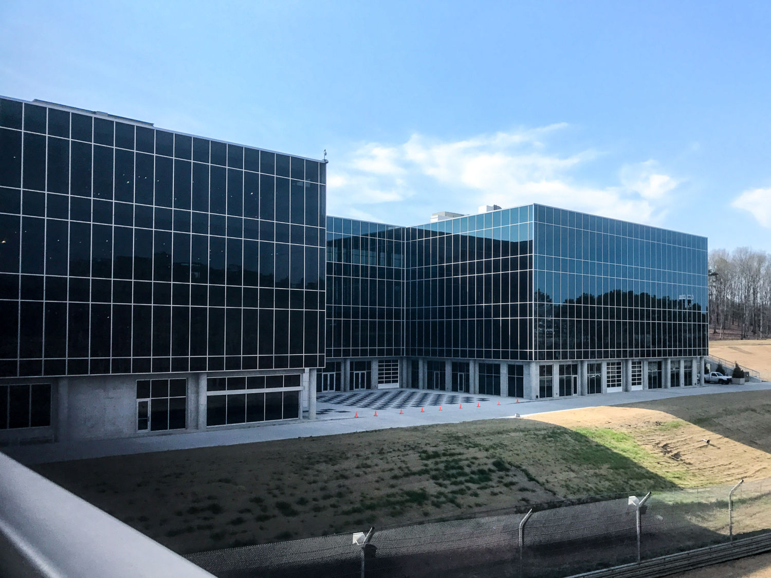 Mercedes Benz Columbus Ga >> Commercial Glazing Projects | Nelson Glass