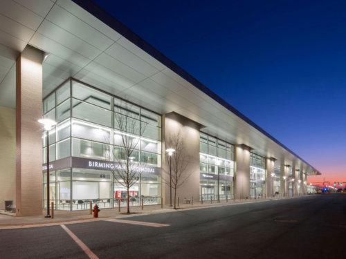 Birmingham Intermodal Bus Station - Birmingham, AL