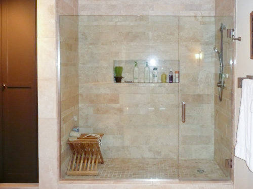 Frameless Shower Enclosure - Birmingham, AL