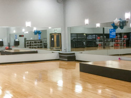 YMCA Exercise Room - Birmingham, AL